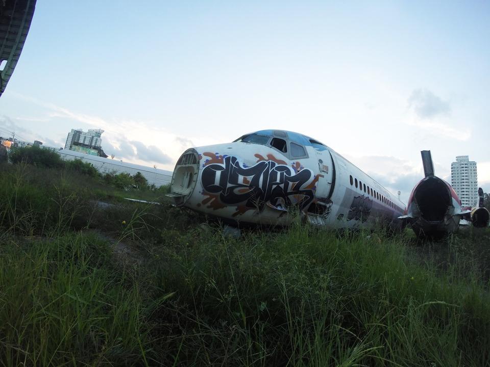 747 graveyard
