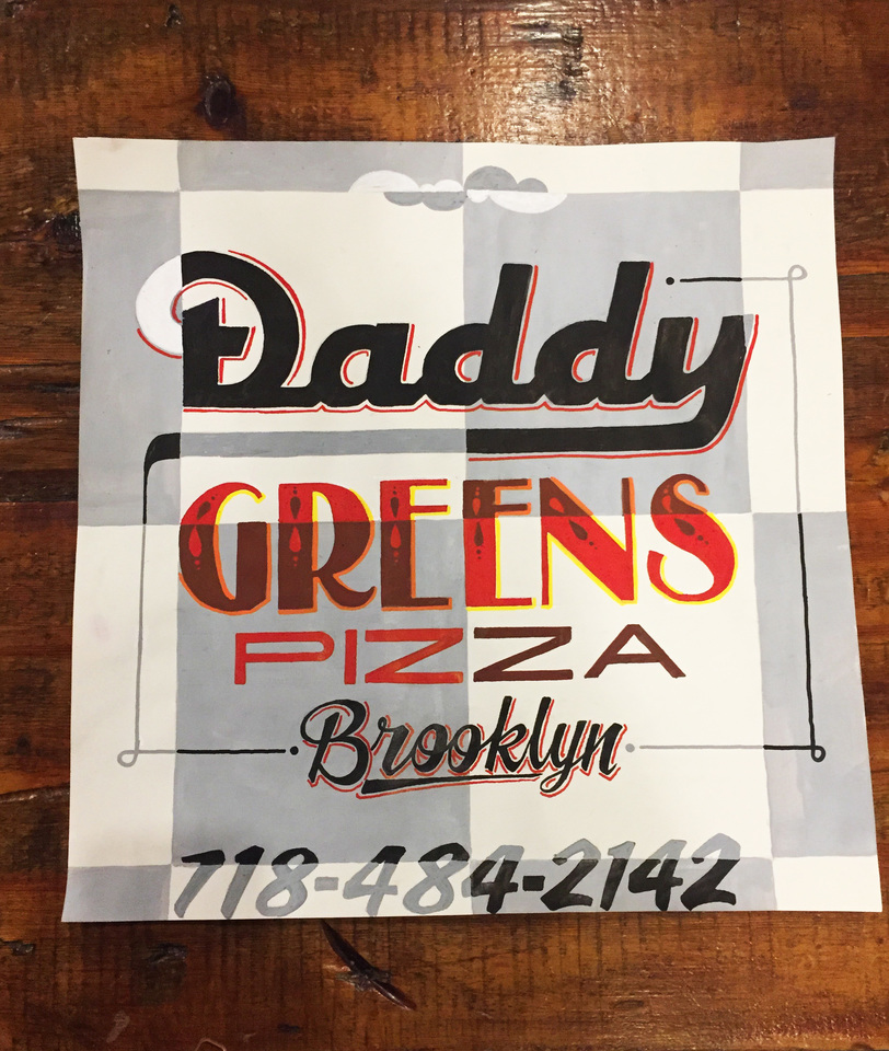 Daddy Greens Pizza