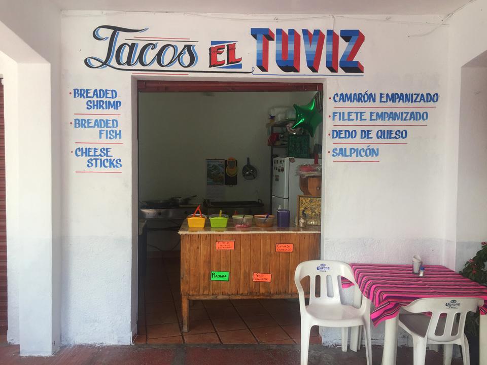 Tacos El Tuviz